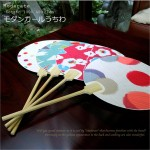 "Do you know ""Uchiwa(うちわ)""???"