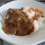 Japanese curry is not the same as Indian curry!