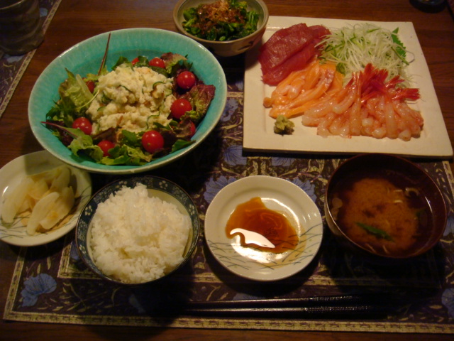 Today S Dinner Japanese Food