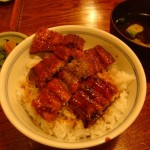 UNAGI(eel) – Japanese Food –