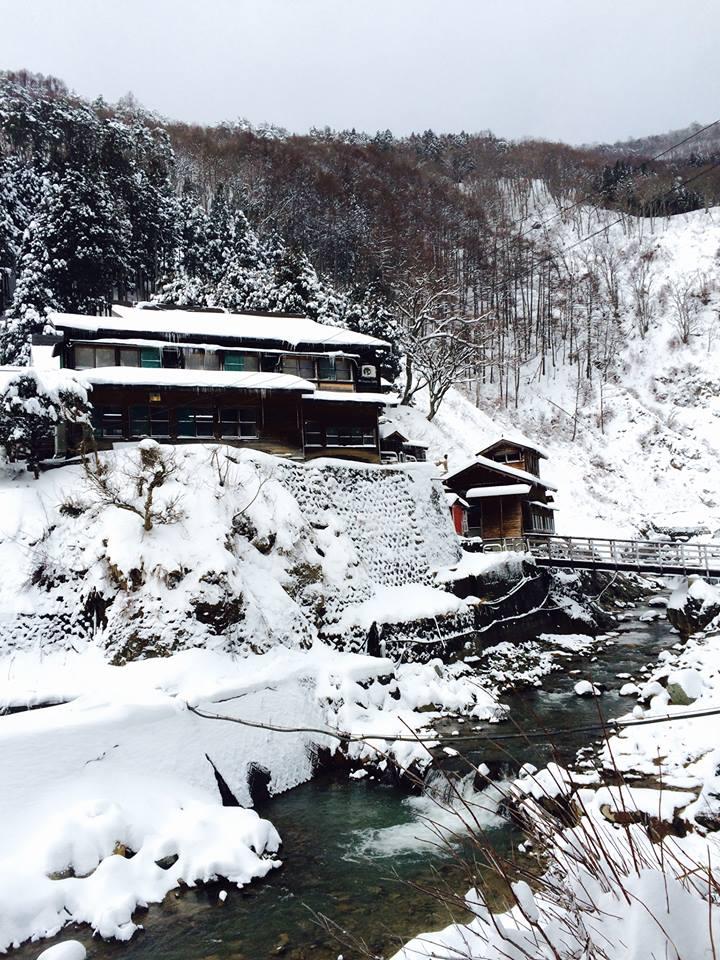 Nagano Scenery