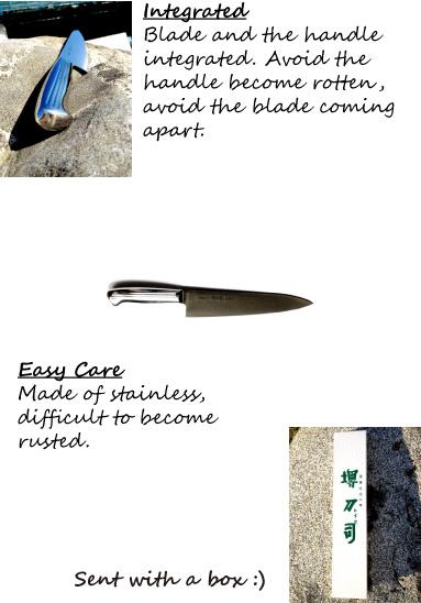 Japanese Chef S Knife Chef S Knife Large Sakai